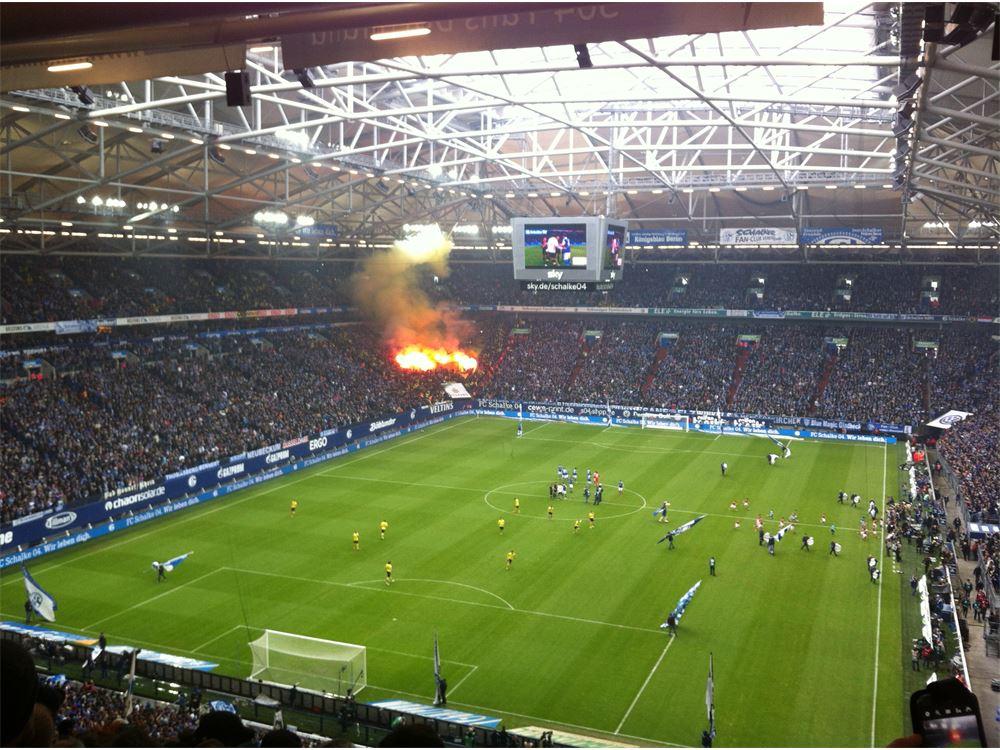 Karten Dortmund Schalke 2021